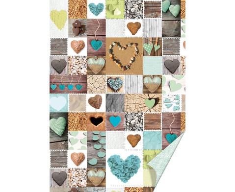 Fotokarton Herzen verschiedene Farben-2