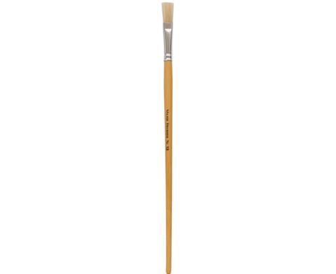 10 Borstenpinsel mit langem Stiel-10