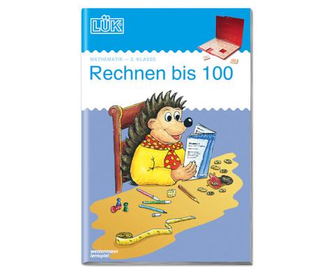 LUEK-Heft Rechnen bis 100-1