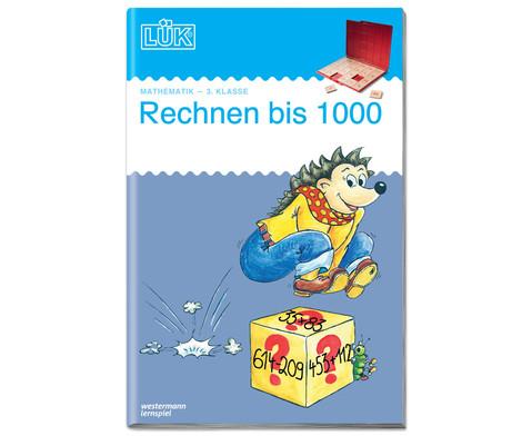 LUEK-Heft Rechnen bis 1000-1
