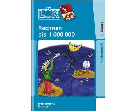 LUEK-Heft Rechnen bis 1000000-1
