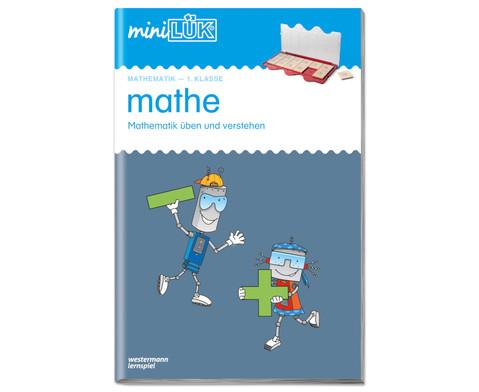 miniLUEK-Heft Mathe 1-1