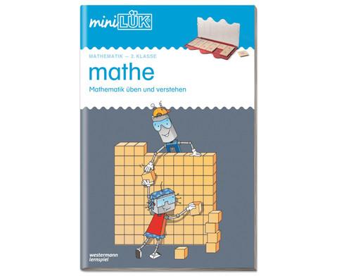 miniLUEK-Heft Mathe 2