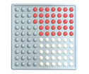 Abaco 100 rot-weiss Bloecke-1