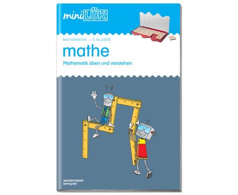 miniLUEK-Heft Mathe 3-1