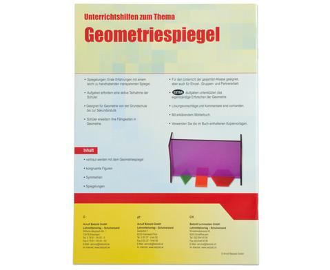 Unterrichtshilfen zum Thema Geometriespiegel-3