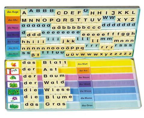 Bilder - Woerter und Buchstaben-Set-1
