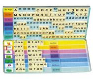 Bilder - Wörter und Buchstaben-Set