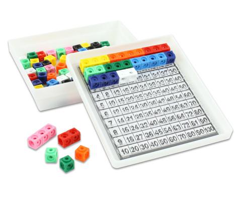 Steckwuerfel-Multibox mit 100 Stueck rot-blau-3