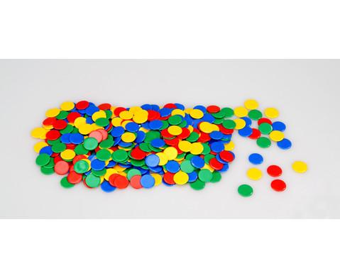 Dose mit 1000 gemischten Chips-2