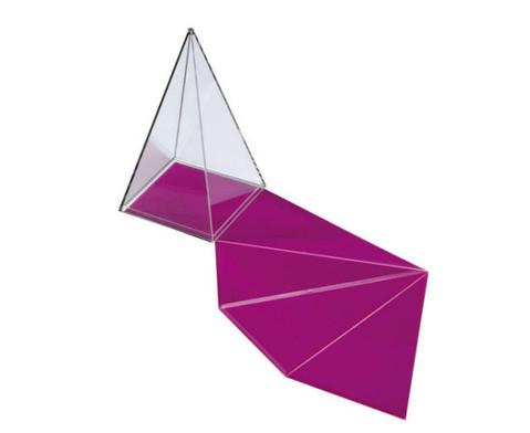 Geometriekoerper im Kunststoffkoffer 9 Stueck-3