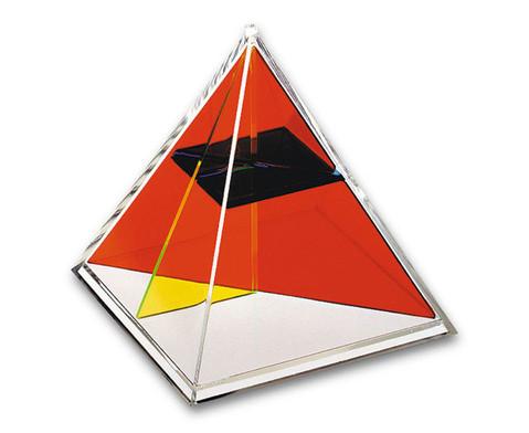 Quadratische Pyramide-1