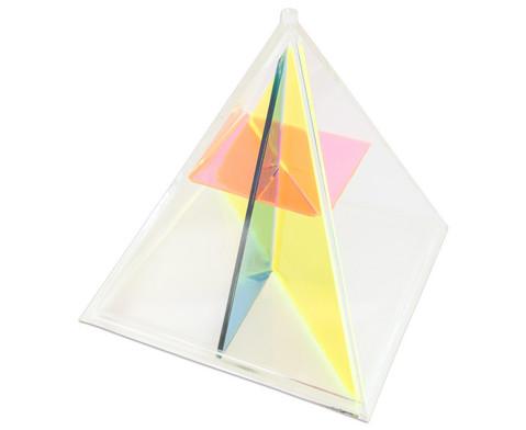 Quadratische Pyramide-3