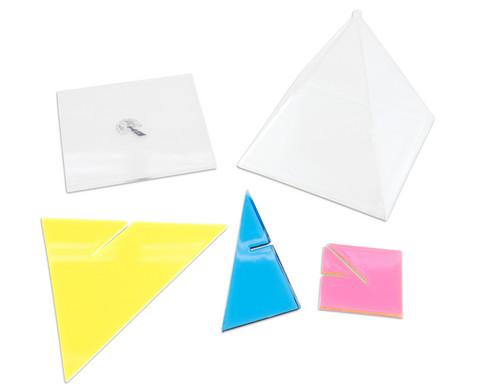 Quadratische Pyramide-4