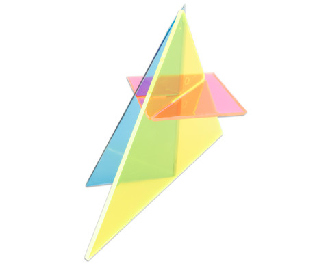 Quadratische Pyramide-5