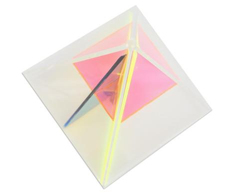 Quadratische Pyramide-7