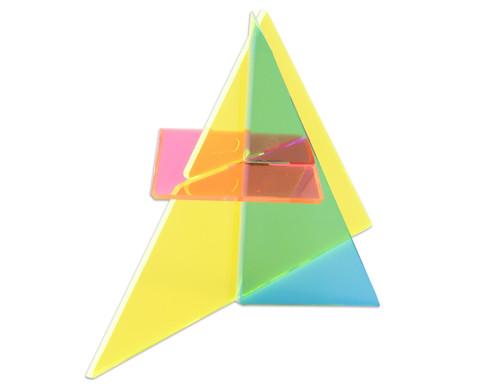 Quadratische Pyramide-9