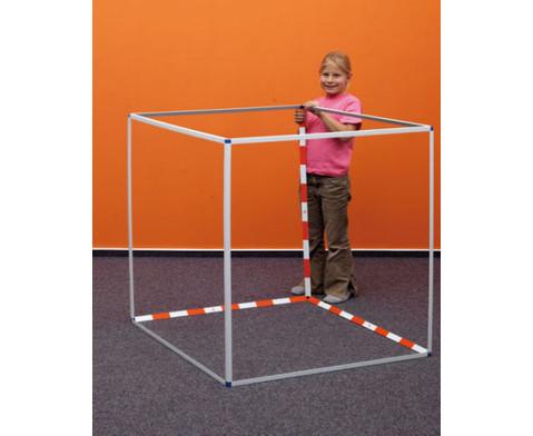 Kubikmeter-Aufbaumodell-3