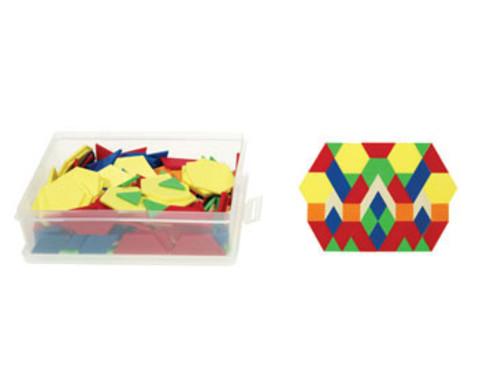 Pattern-Blocks aus Kunststoff oder Holz-4