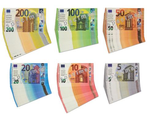 Betzold Euro-Geldscheine fuer Schueler-innen