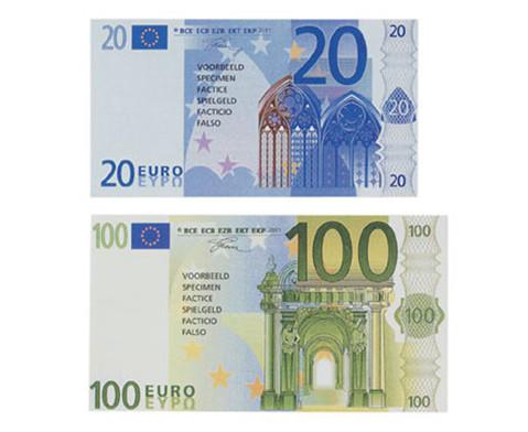 Euro-Geldscheine fuer Schueler-1