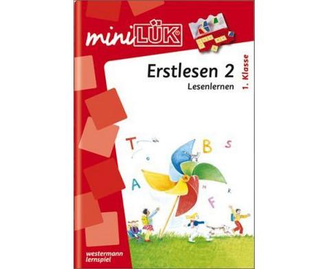 miniLUEK Erstlesen 2