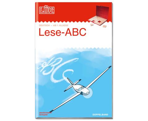 LUEK Lese-ABC 1 Klasse Doppelband