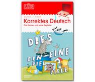 LÜK Korrektes Deutsch 1
