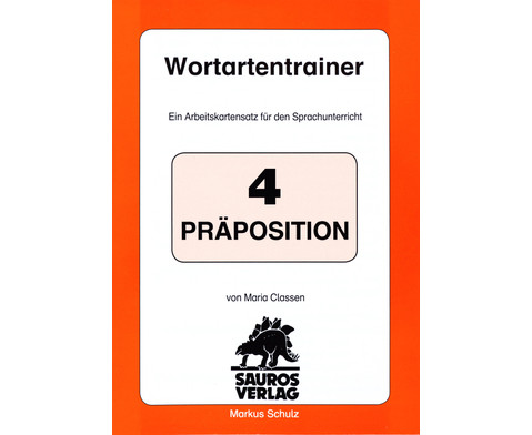 Wortarten-Trainer 45-13