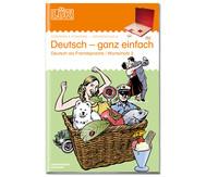 LÜK: Deutsch - ganz einfach für 1.- 4. Klasse