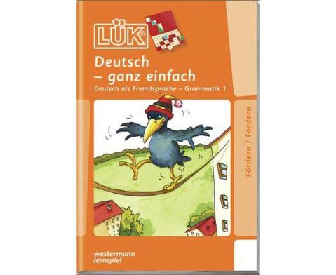 LUEK Deutsch ganz einfach 3-1