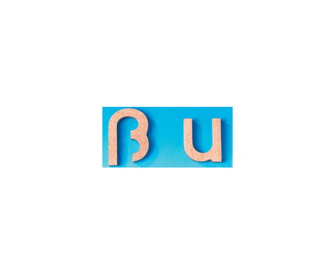 Holzbuchstaben 90 Stueck-2
