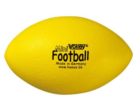 VOLLEY-Softball Mini-Football