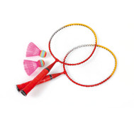 Badminton Set für Kinder