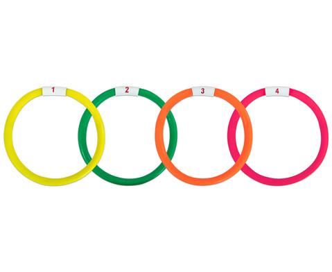 Betzold Sport Tauchring-Set mit 4 Stueck