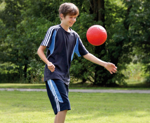 Soft-Fussball  20 cm-3