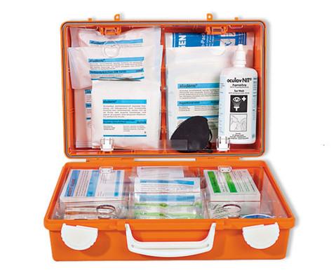 Erste-Hilfe-Koffer SN - Bereich Chemie  Physik-2