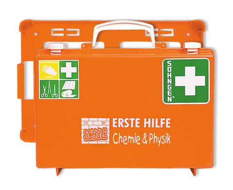 SOEHNGEN Erste-Hilfe-Koffer SN - Bereich Chemie  Physik