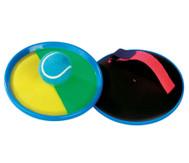 Klett-Ball-Set mit 2 Schlägern, ø 20 cm und einem Ball