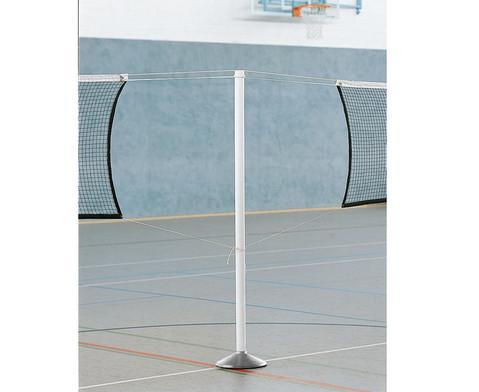 Stuetzpfeiler fuer Badminton-Netze
