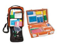 Erste-Hilfe-Sparpaket: Koffer und Tasche