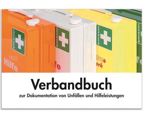 Verbandbuch klein - DIN A5-1
