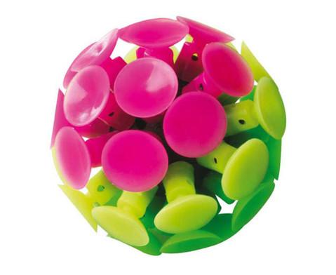 Stick-Ball-Set 2 Handteller 1 Stick-Saugnapfball-2