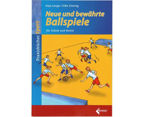 Neue und bewaehrte Ballspiele
