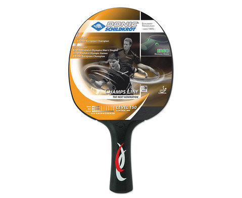 Tischtennis-Schlaeger Young Champs 150-1