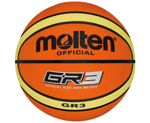 Trainingsball Molten GR in 5 Groessen-5