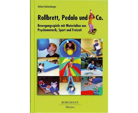 Rollbrett Pedalo und Co-1
