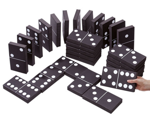 Soft-Domino im Grossformat-1