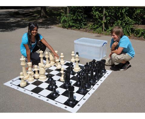 Jumbo Schach fuer drinnen und draussen-1