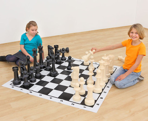 Jumbo Schach fuer drinnen und draussen-5
